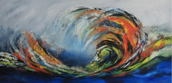 Abstract-golf